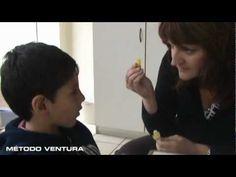 Terapia de Lenguaje en niño con TEL (MÉTODO VENTURA para desarrollar con...