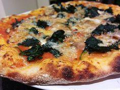 Sourdough Pizza, Sourdough Recipes, Pizza Recipes, Vegan Recipes, Cooking Recipes, No Yeast Pizza Dough, Food Porn, Vegetable Pizza, Recipes
