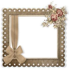 scrap book photo frame