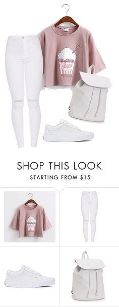 """Untitled #21"" by annamets ❤ liked on Polyvore featuring Vans and Aéropostale"