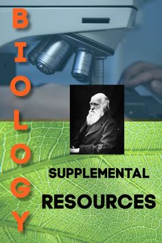 Biology Supplemental Resources for Busy Science Teachers High School Biology, Biology Teacher, Math Teacher, Biology Lessons, Secondary Math, Thought Process, School Classroom, Kids Education, Teaching Kids