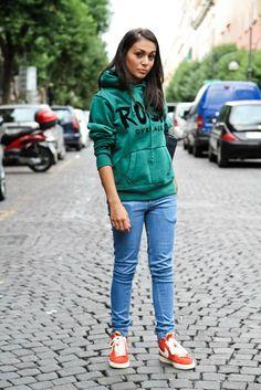Rosa Capparelli @ AW LAB Style Van Napoli