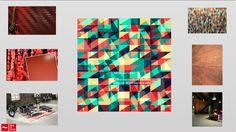 kaleidoscop, tile design, tile 2013