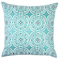 I need to find some similar fabric, because these belong in my imagined navy blue library. But I refuse to pay $100 for a couple of pillows!