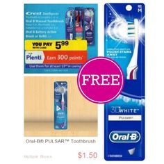 FREE Oral-B Electric Toothbrushes at Rite Aid!