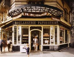 French bakery.