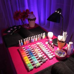 mobile spa parties for girls | Spa Gallery - Feel Fabulous Mobile Spa, Spa Birthday Parties for Girls ...