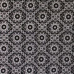 vintage  flowers black traditional Thai Batik style,batik sarong fabric. by TheThailand on Etsy