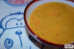 Puré de verduras, legumbres y pollo - http://www.mycookrecetas.com/pure-verduras-legumbres-pollo/