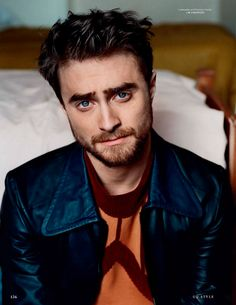 Daniel Radcliff for GQ Style Germany, photographed by Paul Wetherwell