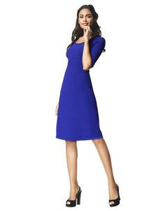 Macy - royal blue - LaDress by Simone