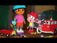 Dora The Explorer - Roller Skate Adventure