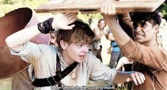 Thomas Brodie-Sangster is the sexiest creature okay