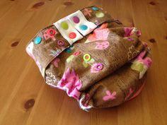 Little Hedgehogs Custom Hooty Bum Cloth Diaper by WhisperingOwlets, $12.00