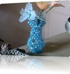 Boules magiques et fleurs en collant