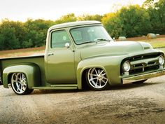 Have you ever driven down a highway and noticed a barnyard find and wondered just what it would be like to bring it back to life? This story is just that case; a second chance at life for this onetime show scene truck from the '70s, a 1953 Ford F-100.