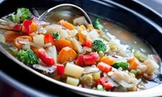 Five Low-Sodium Slow Cooker Meals from TLC