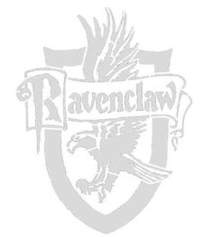 harry potter ravenclaw template
