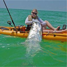 #kayakfishing
