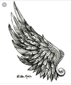 23 Fantastiche Immagini Su Tatuaggio Ali Tattoo Sleeves Angel
