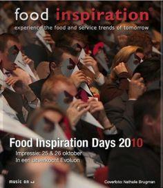 Editie 25 - FI DAY 2010. Bekijk het Food Inspiration Magazine - met FoodInspiration Days terugblikvideo, foto's, boulevard met ateliers en sprekers http://www.foodinspiration.nl/magazine/2010-10-27-25-fi-day-2011