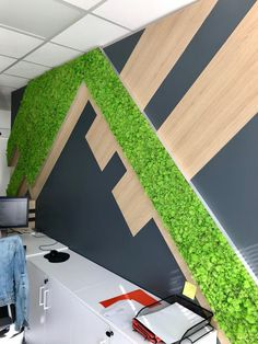 Wall Panel Design, Partition Design, Wall Decor Design, Ceiling Design, Office Wall Design, Showroom Interior Design, Interior Walls, Interior Design Living Room, Living Room Designs