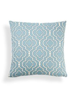 Globally Inspired Pillow by Frog Hill Designs on Gilt Home - for Bed