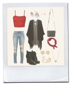"""Vintage picture."" by marie-detaille on Polyvore"