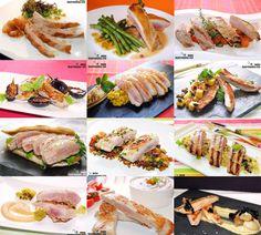 Doce recetas con secreto de cerdo