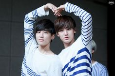 #wonwoo #mingyu #meanie THESE TWO HANDSOME MOFOS