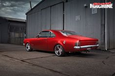 Trophy-winning street-elite Holden HT Monaro