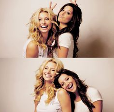 Pretty girls! I want a best friend photo shoot like this!