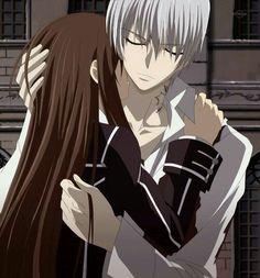 Zero and Yuki, vampire knight