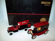 ERTL SIGNATURE EDITION TRUCK & TRACTOR DIE CAST LIMITED EDITION