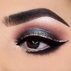 #makeupforbrowneyes