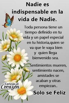 Se feliz y ya Spanish Inspirational Quotes, Spanish Quotes, Great Quotes, Me Quotes, Funny Quotes, Famous Quotes, Qoutes, Positive Phrases, Motivational Phrases