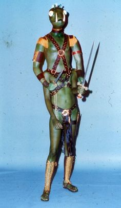 Tars Tarkas cosplay c. 1970's  Other photos on the site may be NSFW