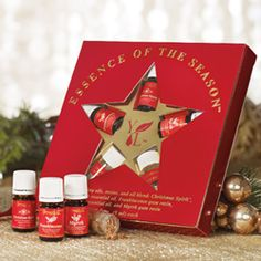 Bring the traditional smells of the season to your home.