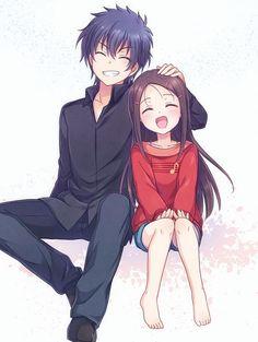 Shunsuke Otosaka and Ayumi Otosaka