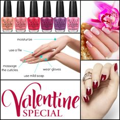 """The Nail Studio February 2016 Newsletter. Featuring: Healthy Nail Saving Tips, French Manicure Styles, Fun Foot Facts, Paraffin Treatment Special and OPI """"New Orleans"""" Polish Collection. http://conta.cc/1TwGojs"""