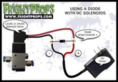 FrightProps Support & Training Center - Installing a DC Diode for feedback absorption
