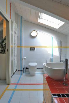 Original bathroom by Vogue ceramics.