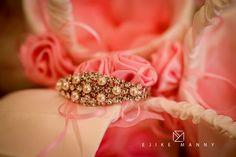 Stunning wedding detail jewelry