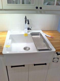 best 25 ikea farmhouse sink ideas on pinterest ikea farm sink apron sink and belfast sink. Black Bedroom Furniture Sets. Home Design Ideas