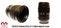 Venus Optics Unveils World First 60mm f/2.8 Ultra-Macro Lens, Focusing from 18.5mm to Infinity - http://blog.planet5d.com/2015/01/venus-optics-unveils-world-first-60mm-f2-8-ultra-macro-lens-focusing-from-18-5mm-to-infinity/