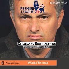 Será que a má fase de Jose Mourinho e do Chelsea Football Club acabam hoje diante do Southampton FC???? Os tipsters ApostaGanha trazem seus prognósticos, confiram:  http://padlock.link/chelseavssouthampton-hugocruz http://padlock.link/chelseavssouthampton-nunofilipe http://padlock.link/chelseavssouthampton-sniperthebest  #chelsea #premierleague #epl #moutinho #futebol #apostas #apostasonline