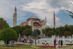 Айя-София: собор, мечеть, музей