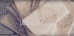 DIY Lágrimas de Alegria
