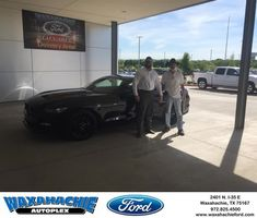 Waxahachie Ford Customer Review  Justin's got me looking good in my new whip!  Richard, https://deliverymaxx.com/DealerReviews.aspx?DealerCode=E749&ReviewId=57805  #Review #DeliveryMAXX #WaxahachieFord