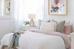 Room recipe: Hamptons-style bedroom